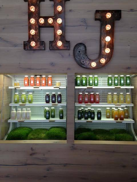 First Taste: Harvest Juicery