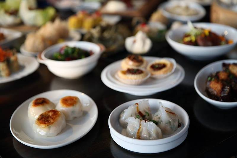 Brunch Bites: Dim sum at Yum Cha