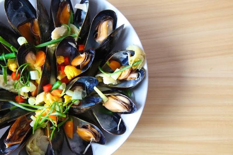 Mussels at Bread & Wine