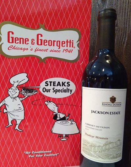 Gene & Georgetti Beefs Up Its Wine Program