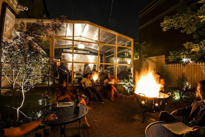 Dining Chicago  Weekend Planner: BBQ on the Patio, Musical Tasting Menu, Crawfish Boil, and Spring Cocktails