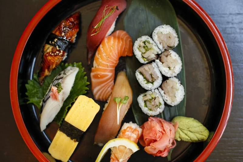 Dig Into National Sushi Day