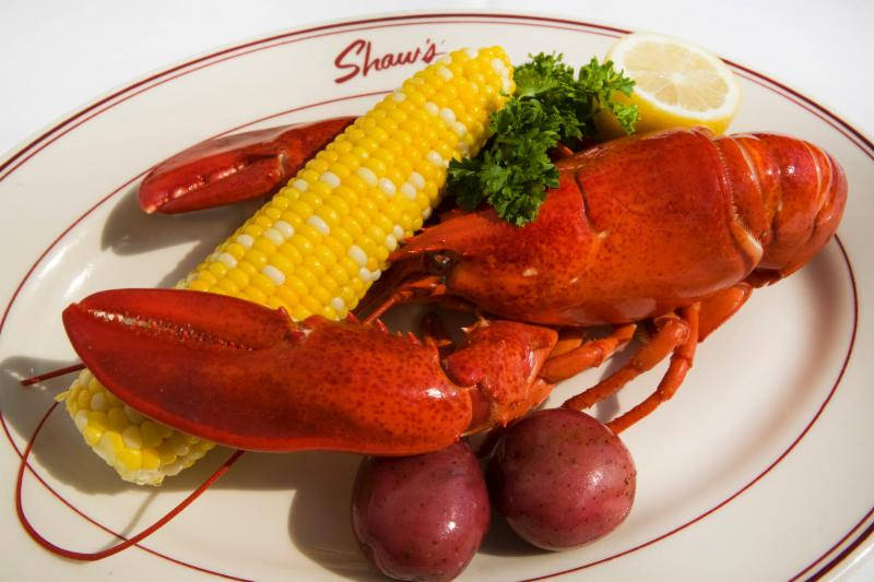 Shellfish Soirees in the Summer