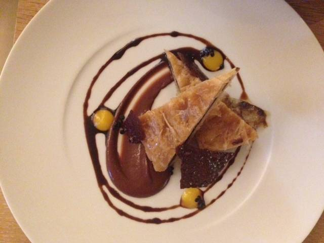 Sweet of the Week: Nutella Baklava at Travelle