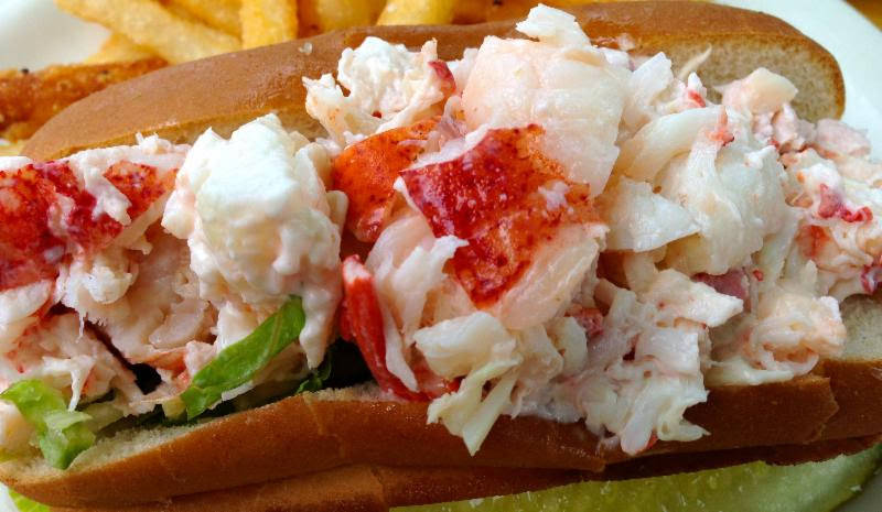 Monthly Lobster Rolls: Bow & Stern