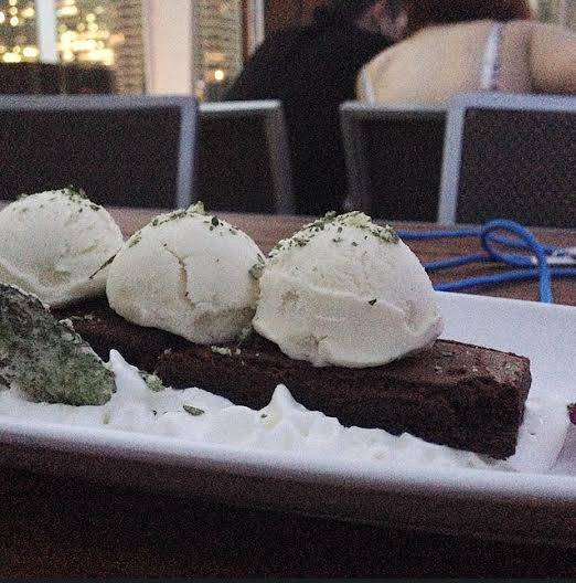 Sweet of the Week: Mint Chip Sundae at ROOF