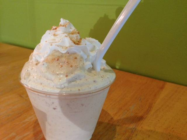 Sweet of the Week: Banana Cream Pie Concrete at Scooter