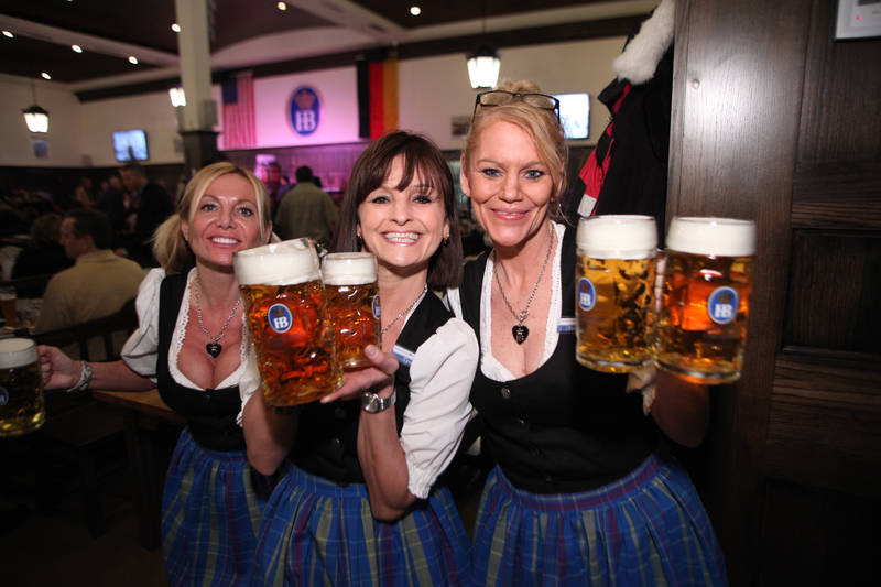 Oktoberfest Dining and Drinking Guide