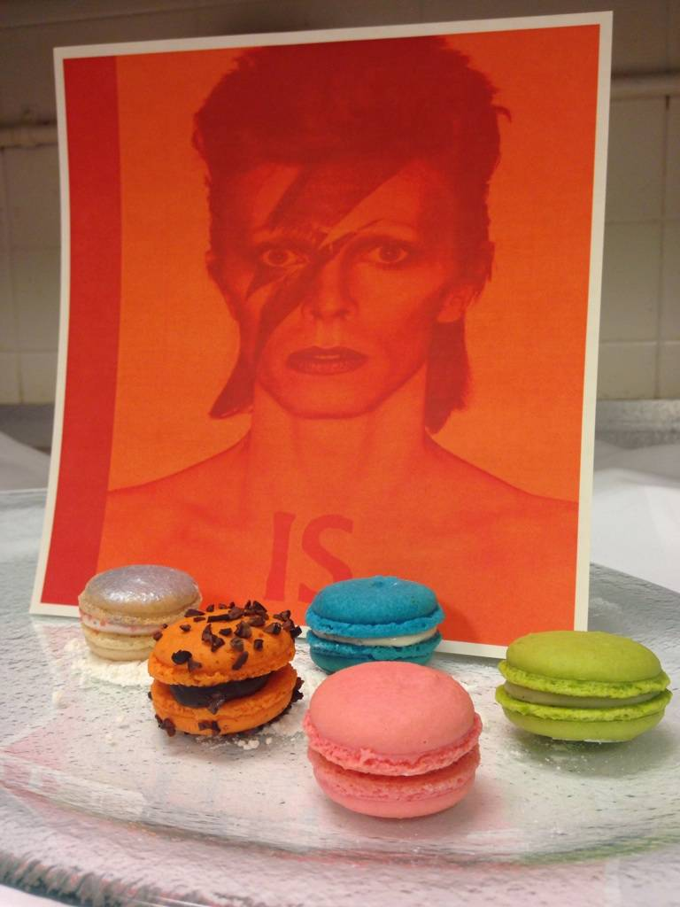 An Edible Homage to David Bowie