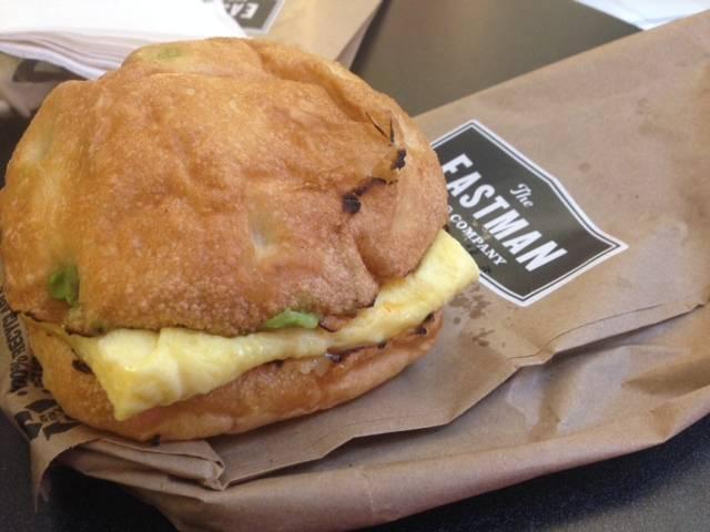 First Taste: Eastman Egg Company