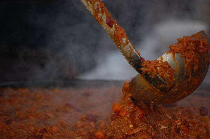 Weekend Planner: Chili Cook-offs and The NOSH Heads Indoors