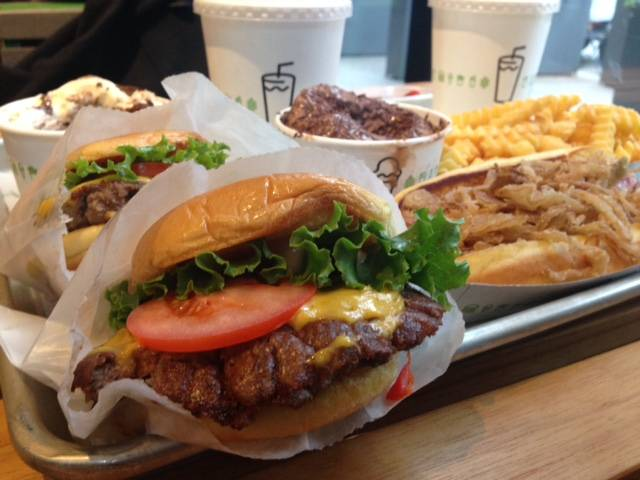 First Taste: Shake Shack vs. Umami Burger