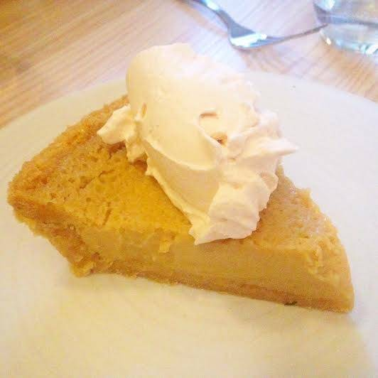 Sweet of the Week: Old Fashioned Pie at The Winchester