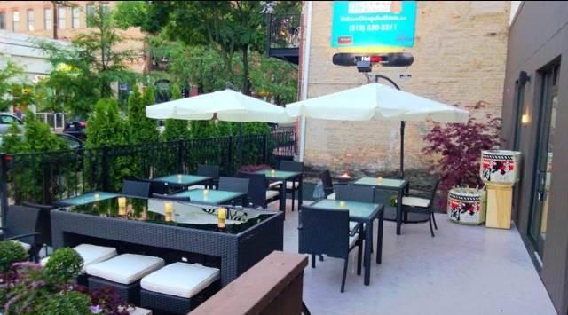Where to Dine and Drink Al Fresco