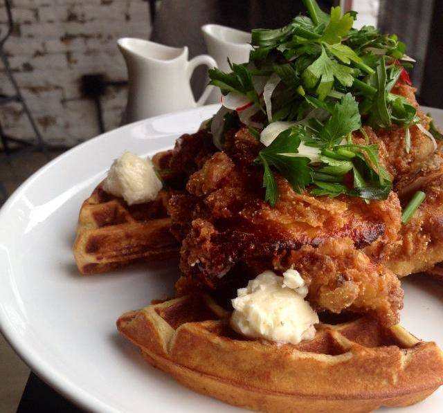 Weekday Planner: Fried Chicken & Waffle Mondays, Lunch at Joe Fish, Mexique
