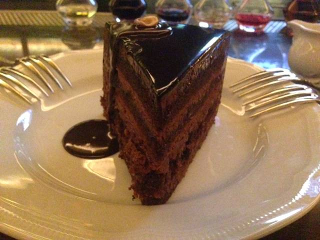 Sweet of the Week: Chocolate Cake at Formento
