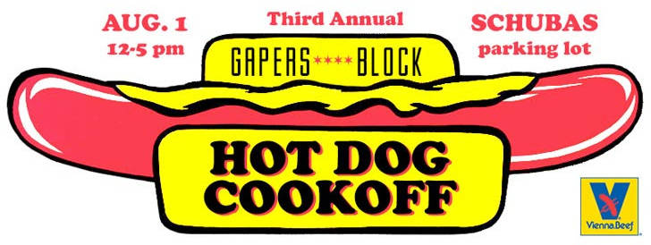 Weekend Planner: Hot Dog Cookoff, Old Irving Park Beer & BBQ Challenge, ALS Fundraiser at Dove