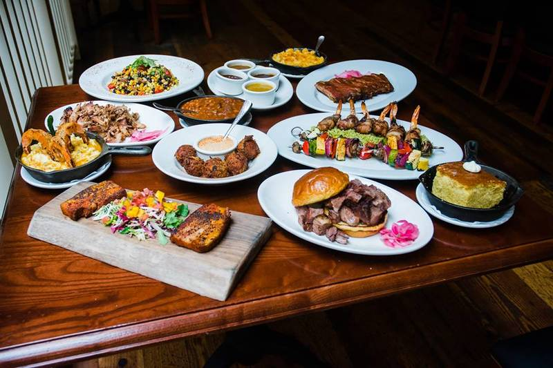 Weekday Planner: Maryland Blue Crab Dinner, Chicago q Anniversary, Noodle Night at Arami