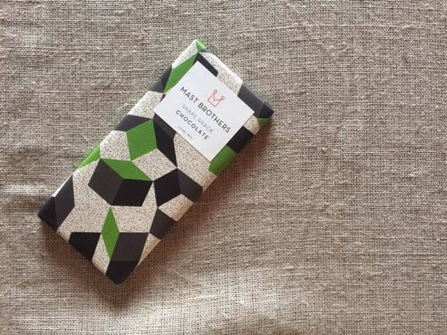 Sweet of the Week: Mast Brothers Chocolate Collaboration at Shake Shack