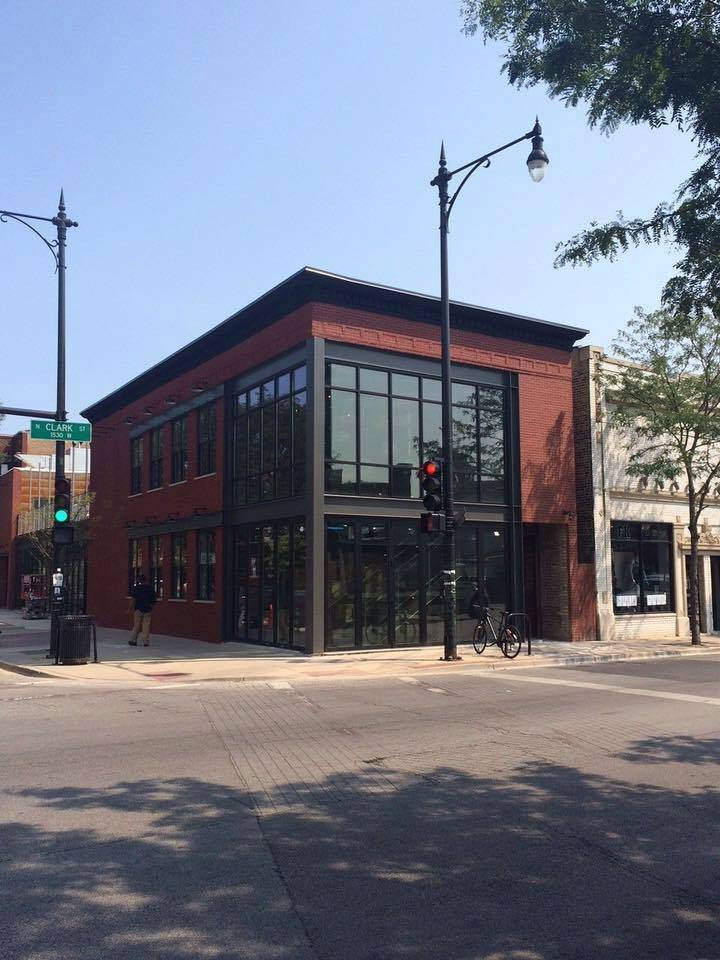 The Changing Face of Andersonville