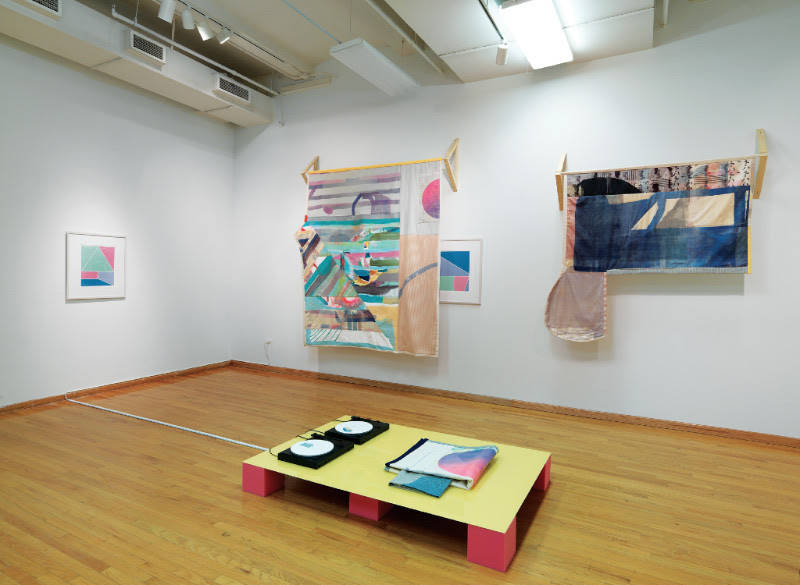 Land and Sea Dept. Takes Over the Museum of Contemporary Art