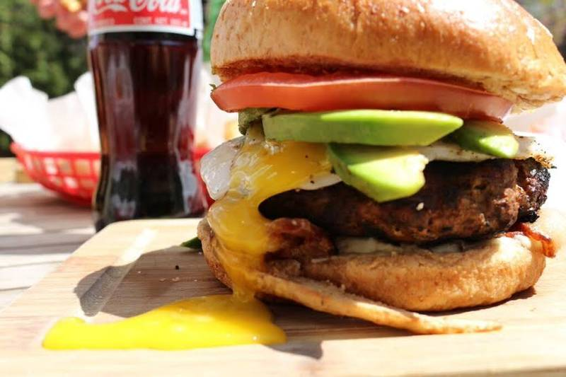 Weekday Planner: Butcher and the Burger