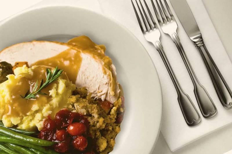Chicago Steakhouses Serve Up Thanksgiving Dinner