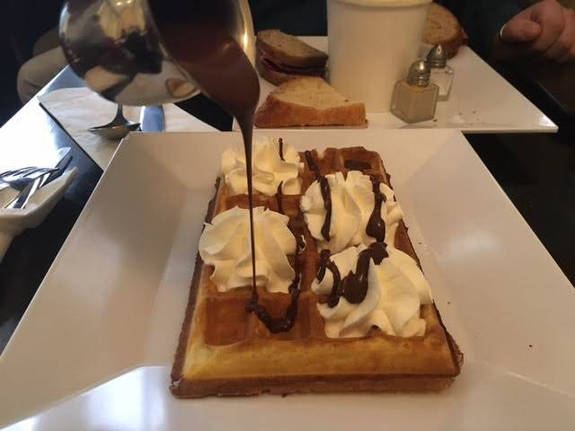 Sweet of the Week: Waffle at Hendrickx Belgian Bread Crafter