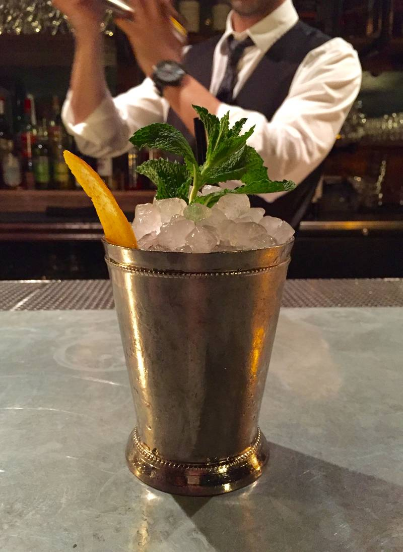 14 Mightiest Mint Juleps in Chicago