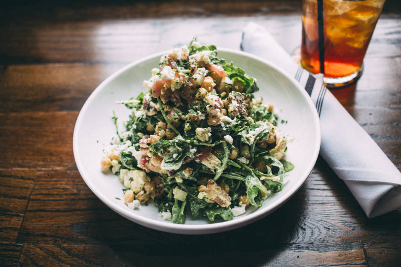 Weekend Planner: Lunch at Haywood Tavern, Rosé Sundays at Bottlefork, Yoga at SPiN