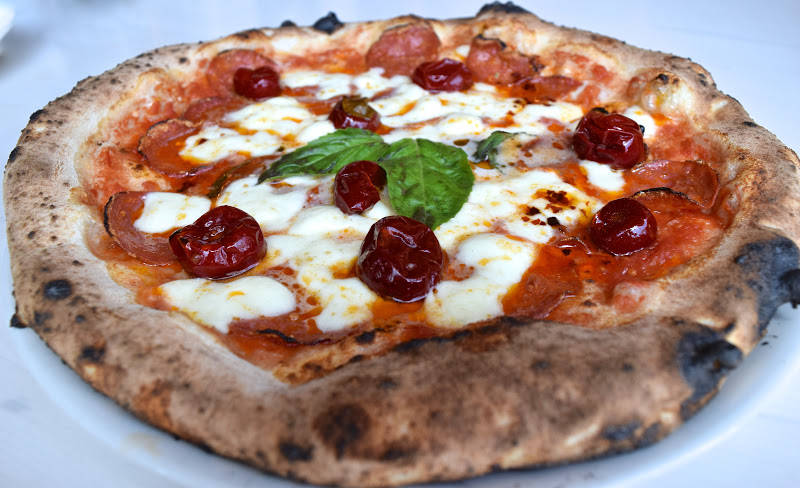 Weekend Planner: Red Hot Chili Pepper Pizza, Mixology Academy, Brunch at TWO