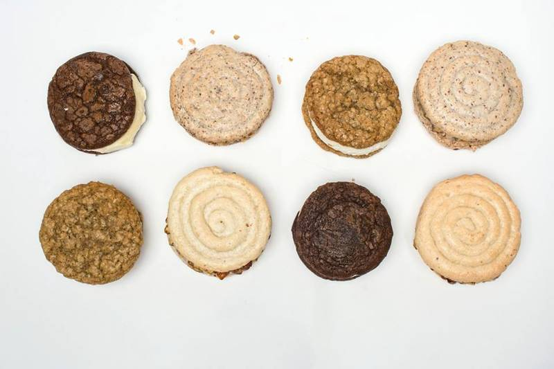 Sweeten Up Sandwich Month With These Ice Cream Sandwiches