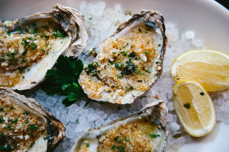 Grilled Oysters Have Never Been Hotter - DiningChicago com