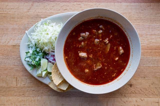 Weekly Planner: All You Can Eat Pozole, Mezcal Dinner, Chef Ping-Pong Paddle Battle and More
