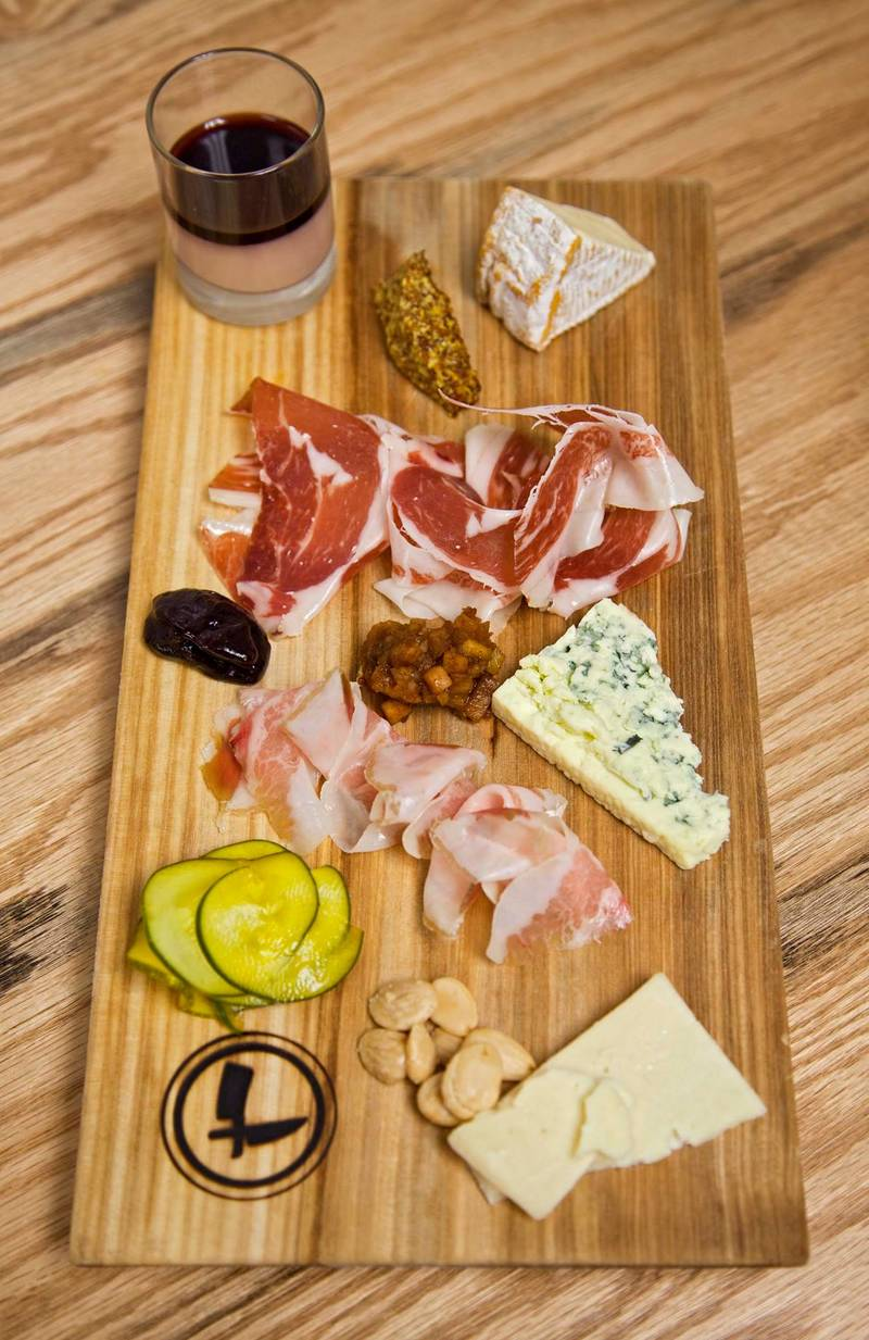 Chicago's Mightiest Charcuterie Platters