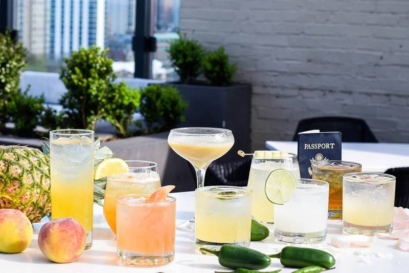 A's List: What You Should Be Sipping on 7 Sizzling Chicago Rooftops