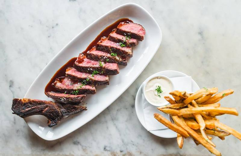 Chicago's Best Steak Frites
