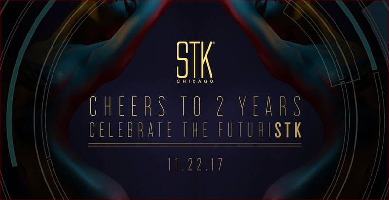CHEERS TO TWO YEARS AT STK!