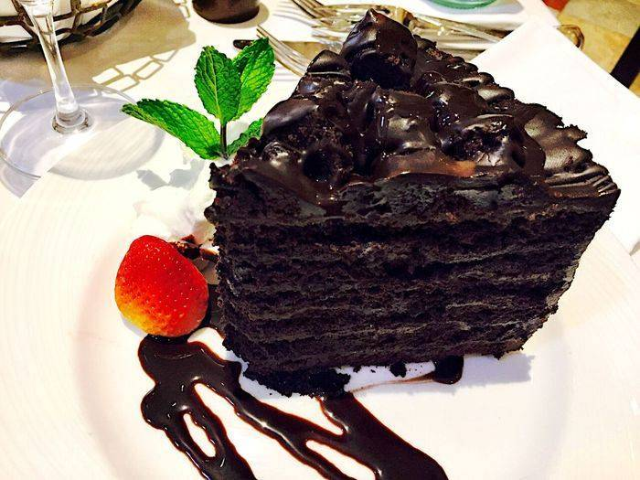 The Most Sinful Steakhouse Desserts in Sin City
