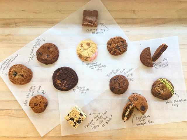 Weekly Planner: Cookie Takeover, Chocolate Fondue Day, Kids