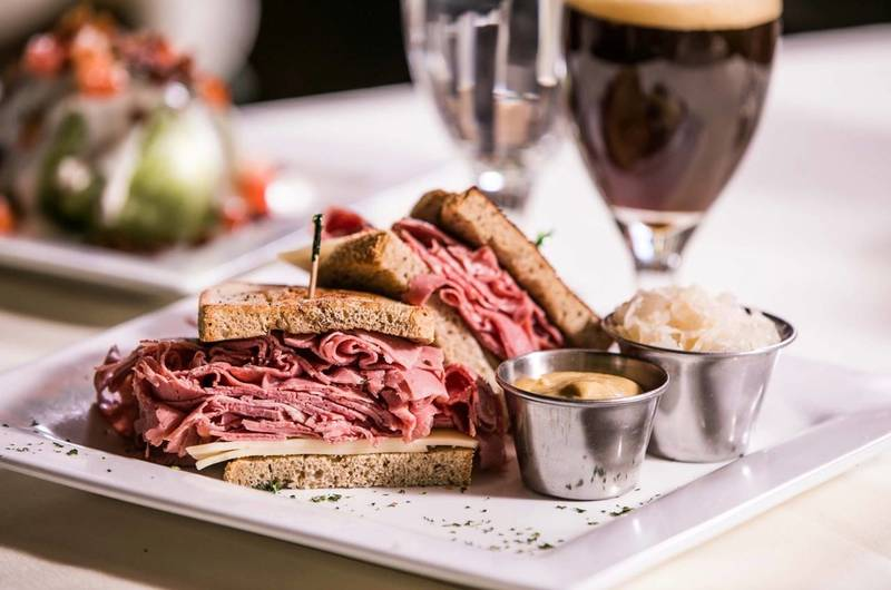 Celebrate St. Patrick's Day at Chicago's Irish Steakhouse