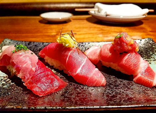 A's List: Chicago's Obsession with Sushi
