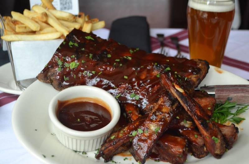 The Best Barbecue Dishes at Chicago Steakhouses