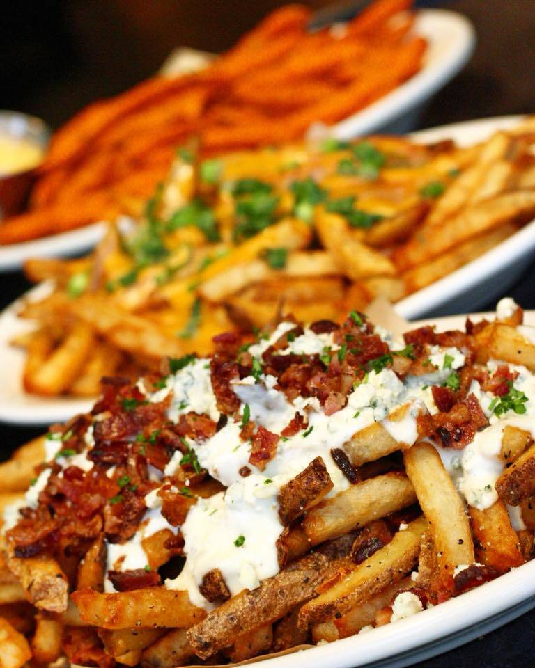 The Craziest French Fries in Chicago