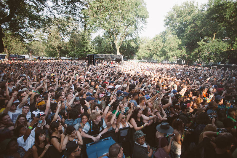 Where to Eat Near Pitchfork and Lollapalooza