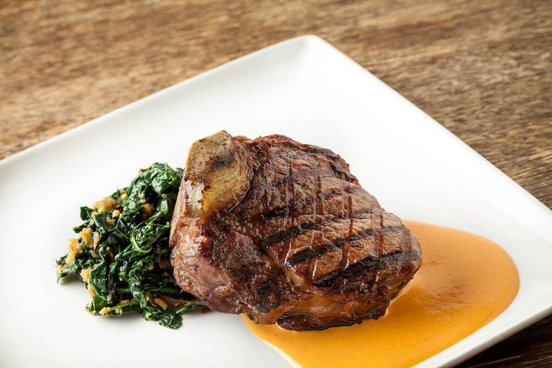 L.A. Steakhouses Serve Prime Beef with a Multicultural Mashup on the Side