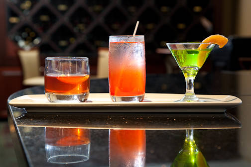 Cool Cocktails in New Orleans Steakhouses