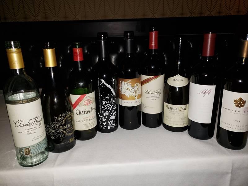 Complete Wine Service