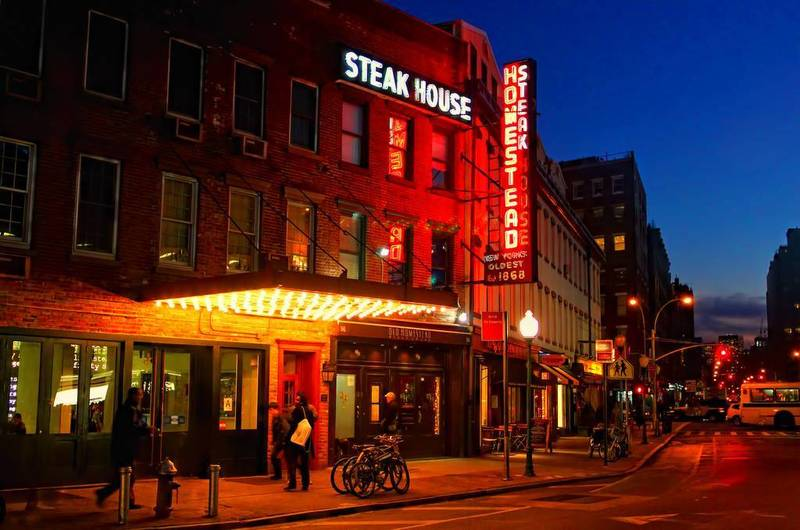 Take a Bite Out of History at New York's Best Steakhouses