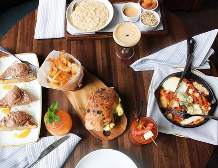 "Best Chicago Restaurants for ""Morning After"" Sunday Brunch"